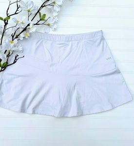Victoria's Secret Sport white Athletic Skort